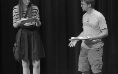 'Art of Murder' auditions