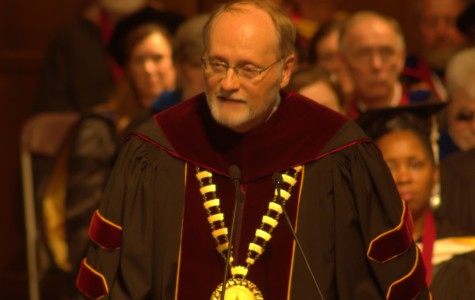 Park University welcomes new school year at opening convocation