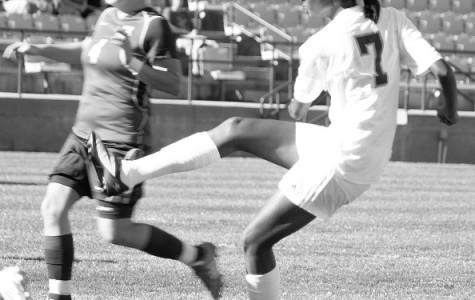 Women's soccer improves record