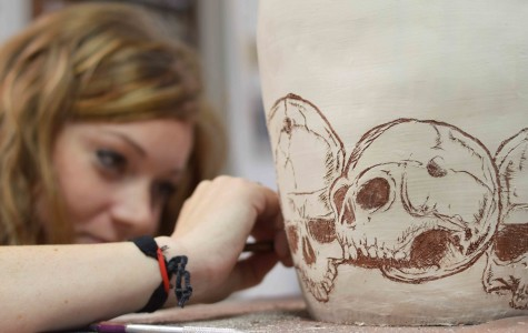 Park students find inspiration in ceramics