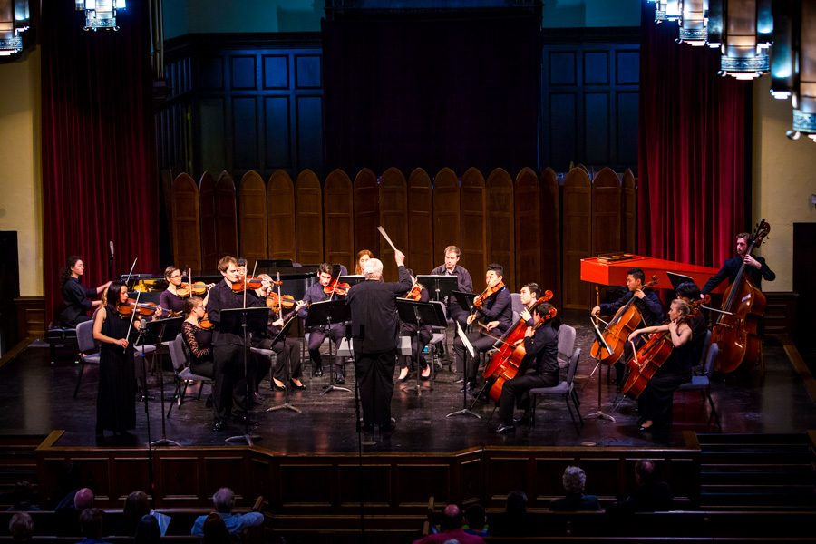 ICM Student Orchestra and Director Debut