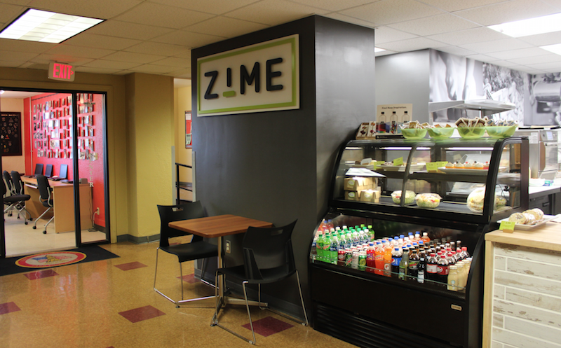 Zime new student favorite for food
