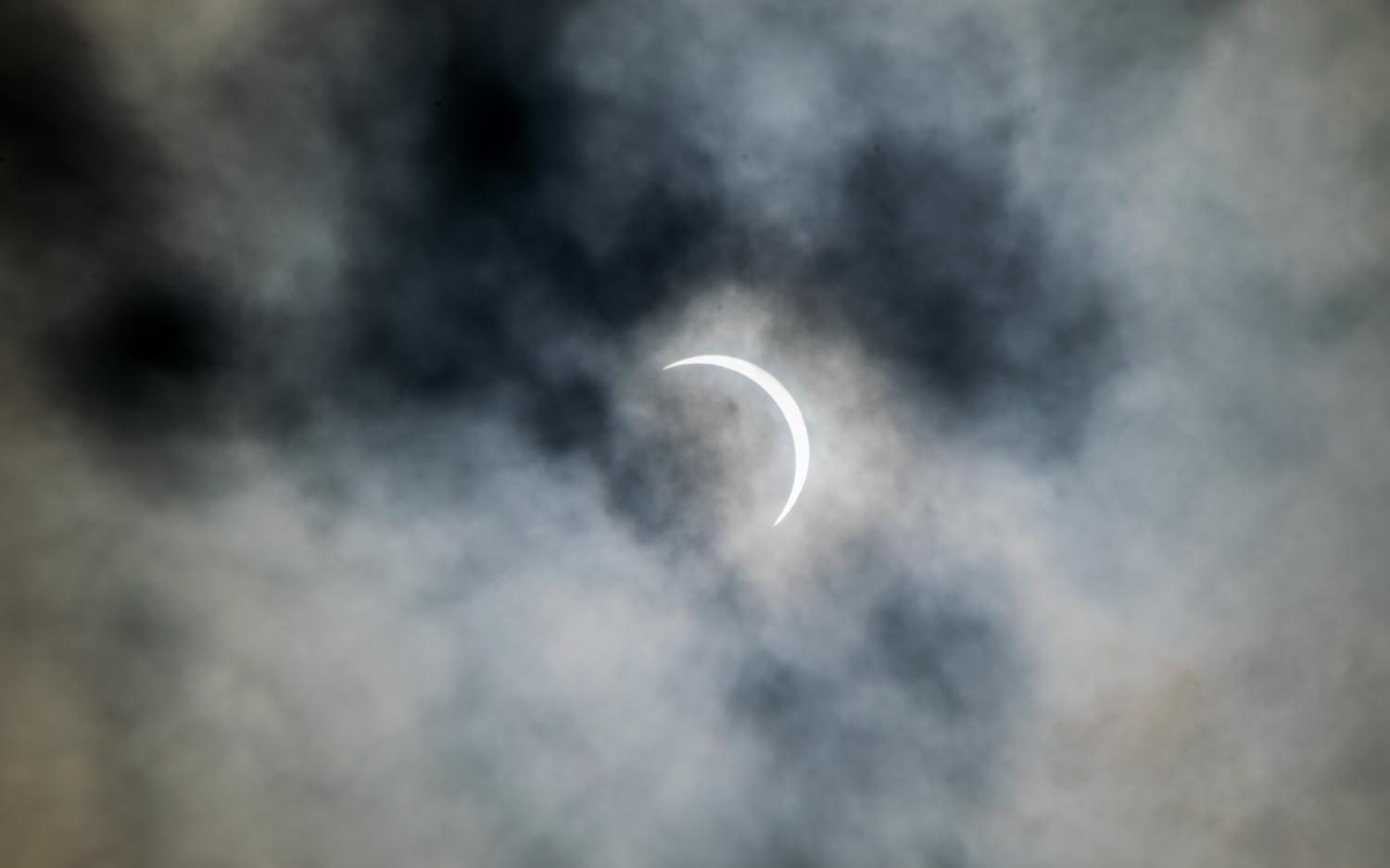 Solar Eclipse Of The Park