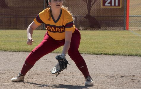 Softball splits double header with Missouri Baptist