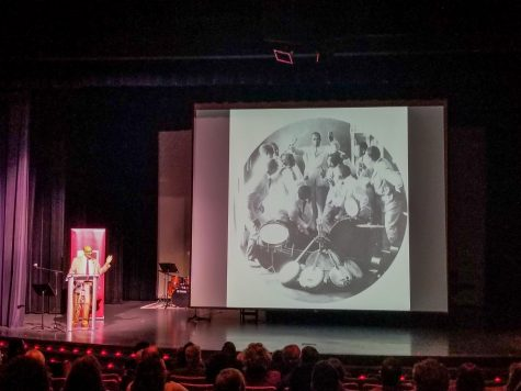 Spencer Cave Lecture brings jazz to Park