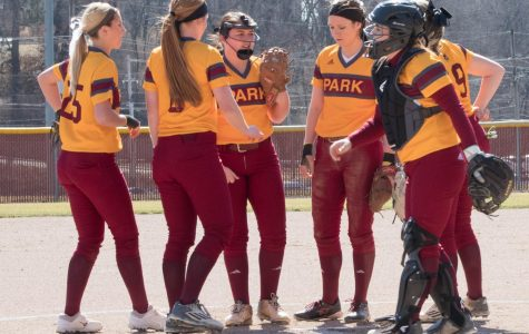 Women's softball winless through four games