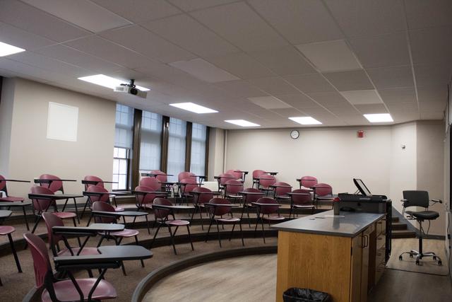Science Hall renovations