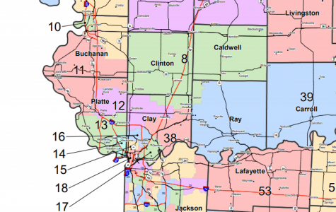 Mo House District 13 map