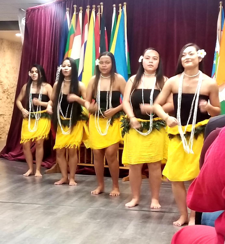 Micronesian Hula Dance