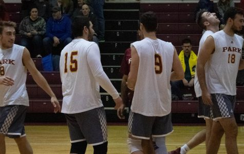 Men's volleyball moves up to No. 3 after 7 straight wins