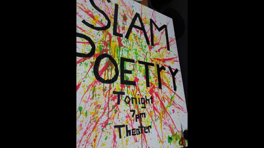 Slam+Poetry