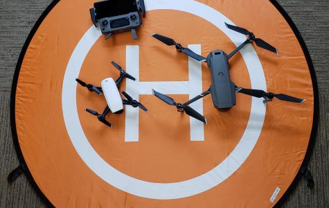 Drone certification program makes landing at Park