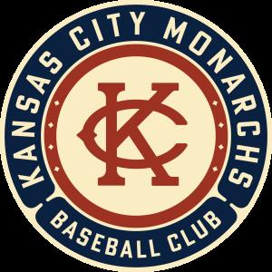 Kansas City Monarchs logo.