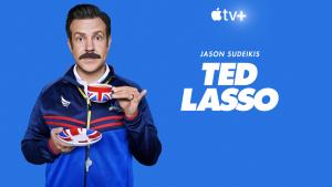 Jason Sudeikis stars in Ted Lasso.