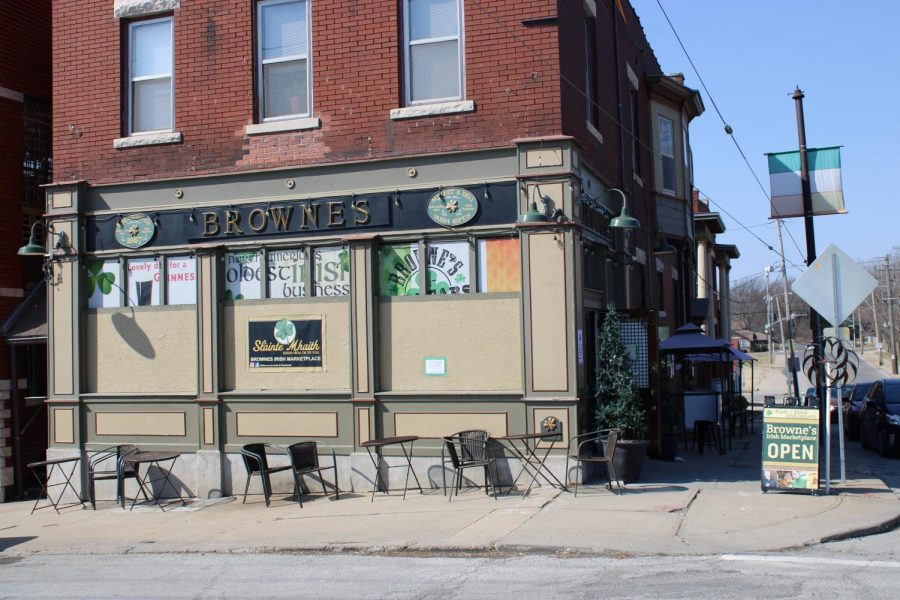Browne's Irish Marketplace is the oldest Irish business in North America.
