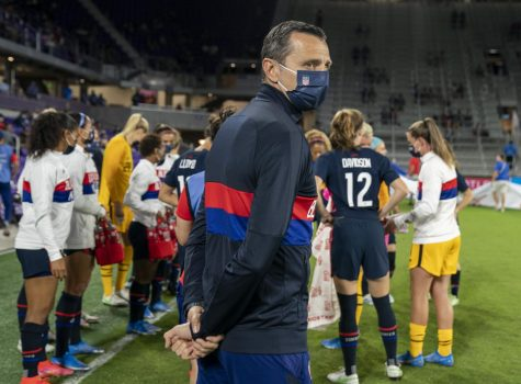 Vlatko Andonovski, a 2008 graduate of Park University, will lead the U.S. Women