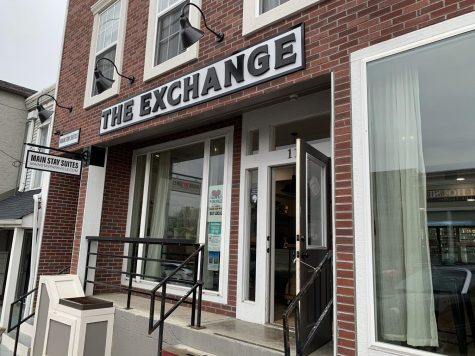 The Exchange offers small-town grocer and café to downtown