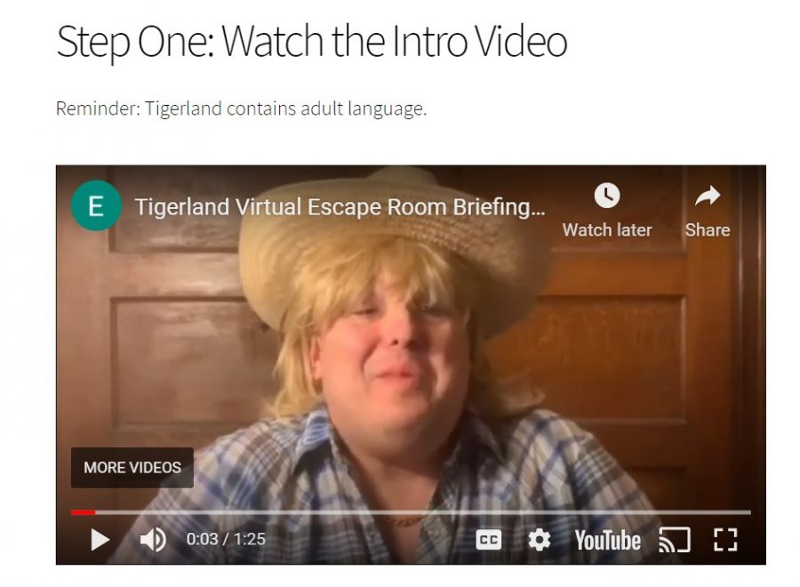 TigerLand+introductory+video